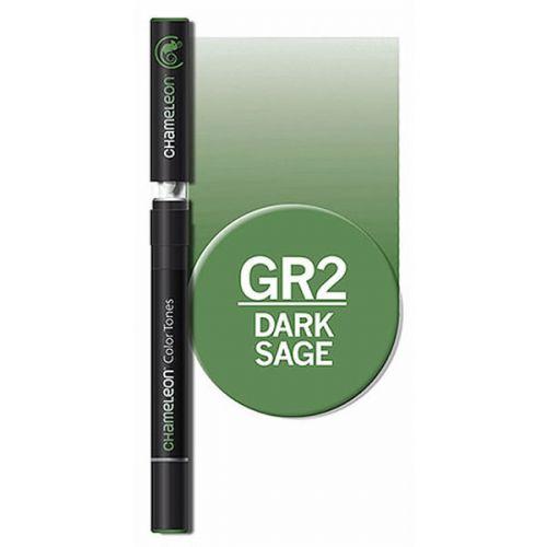 Chameleon Single Pen - Dark Sage GR2