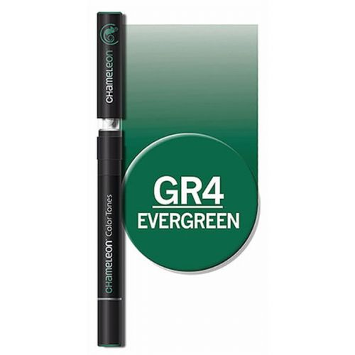 Chameleon Single Pen - Evergreen GR4