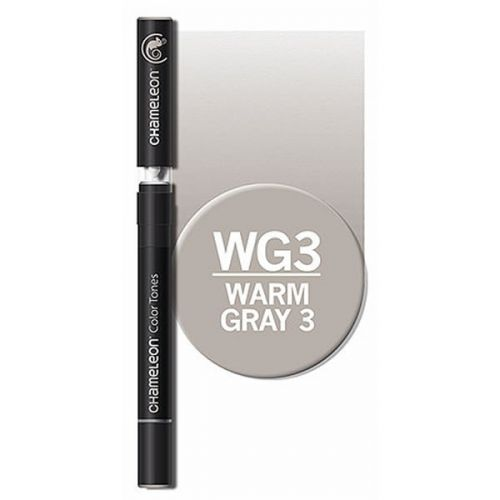 Chameleon Single Pen - Warm Grey 3 WG3