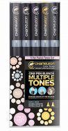 Chameleon 5-Pen Pastel Tones Set