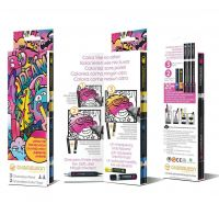 Chameleon Introductory Kit - 3 Pens + 2 Tops.