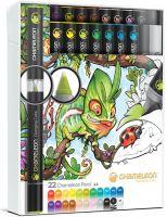 Chameleon 22-Pen Deluxe Set