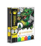 Chameleon 5 Colour Tops Primary Tones Set (NEW)