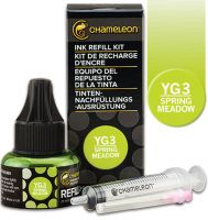 Chameleon Ink Refill 25ml - Spring Meadow YG3