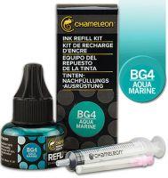 Chameleon Ink Refill 25ml - Aqua Marine BG4