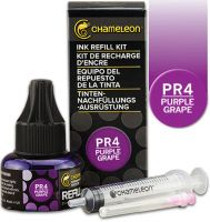 Chameleon Ink Refill 25ml - Purple Grape PR4