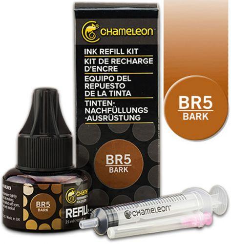 Chameleon Ink Refill 25ml - Bark BR5