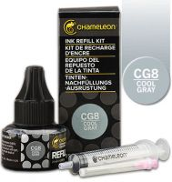 Chameleon Ink Refill 25ml - Cool Grey 8 CG8