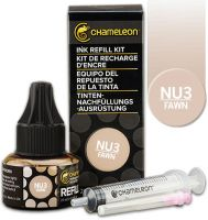 Chameleon Ink Refill 25ml - Fawn NU3