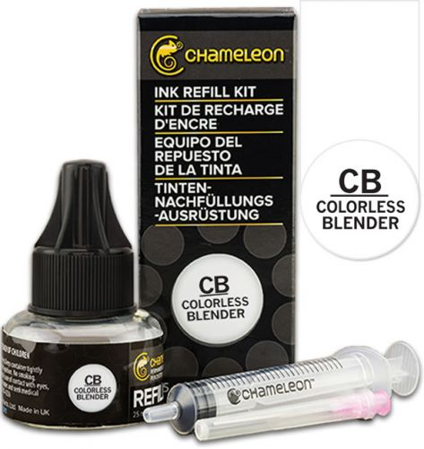 Chameleon Ink Refill 25ml - Toning Medium/Colourless Blender CB