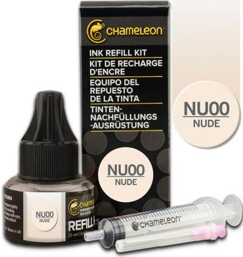 Chameleon Ink Refill 25ml - Nude NU00