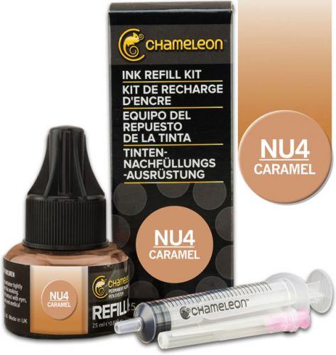 Chameleon Ink Refill 25ml - Caramel NU4