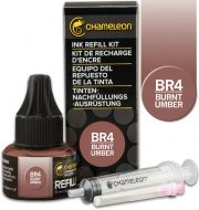 Chameleon Ink Refill 25ml - Burnt Umber BR4 (PRE-ORDER)