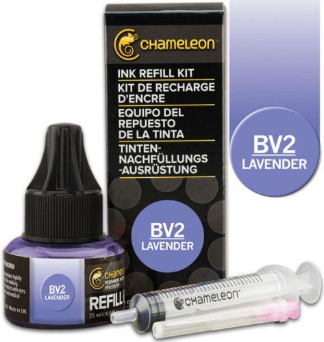 Chameleon Ink Refill 25ml - Lavender BV2