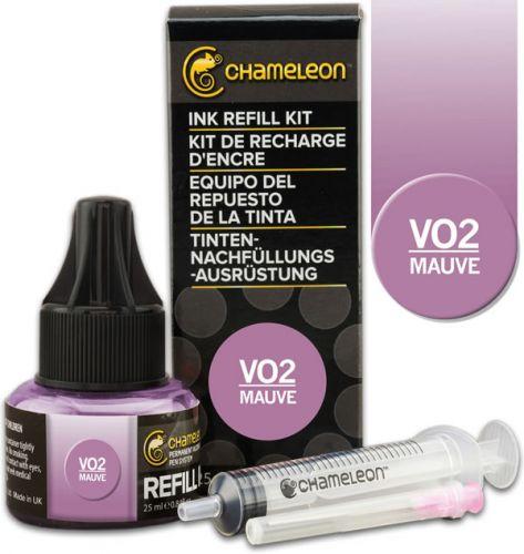 Chameleon Ink Refill 25ml - Mauve VO2