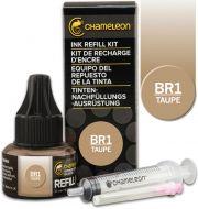 Chameleon Ink Refill 25ml - Taupe BR1.