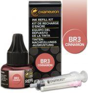 Chameleon Ink Refill 25ml - Cinnamon BR3