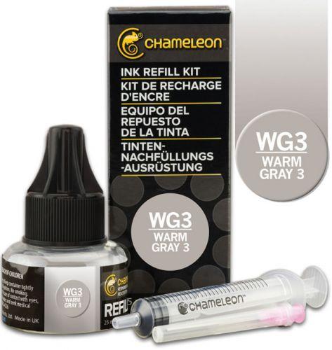 Chameleon Ink Refill 25ml - Warm Grey 3 WG3