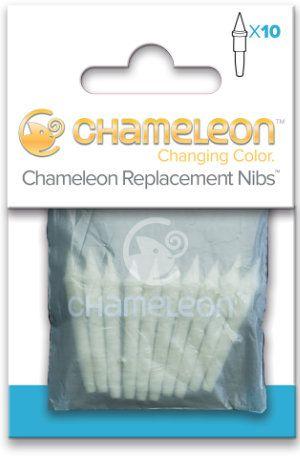Chameleon Replacement Japanese Brush Tips - 10 Pack