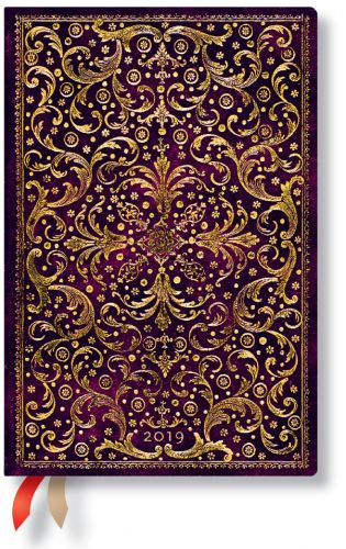 Paperblanks Aurelia Mini | Day-at-a-Time 2019 Diary (NEW)