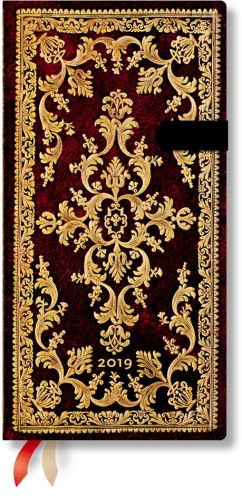 Paperblanks Duomo Slim | Week-at-a-Time 2019 Diary HOR (NEW) (OOS)