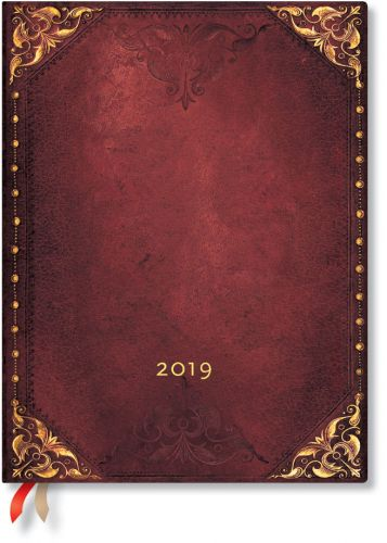 Paperblanks Urban Glam Ultra | Day-at-a-Time 2019 Diary (NEW) (PRE-ORDER)