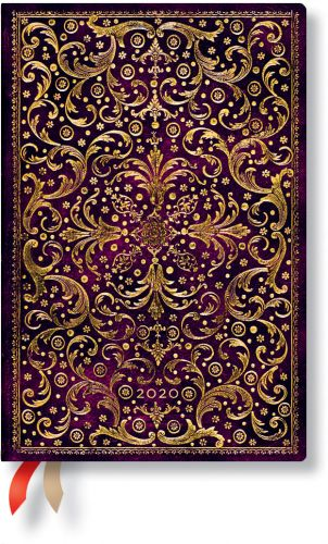 Paperblanks Aurelia Mini | Day-at-a-Time 2020 Diary