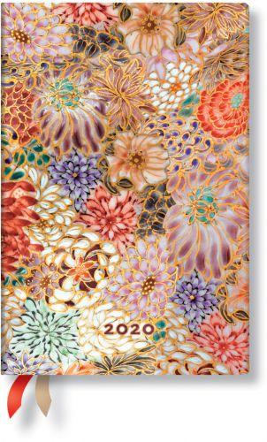 Paperblanks Kikka Mini | Week-at-a-Time 2020 Diary HOR (NOTE: 2020)