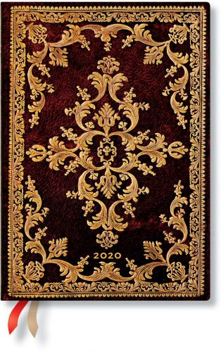 Paperblanks Duomo Midi | Day-at-a-Time 2020 Diary (NEW) (PRE-ORDER)
