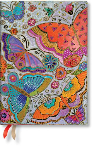 Paperblanks Flutterbyes Midi | Week-at-a-Time 2020 Diary VSO (PRE-ORDER)