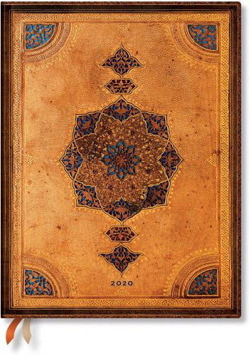 Paperblanks Safavid Ultra | Day-at-a-Time 2020 Diary