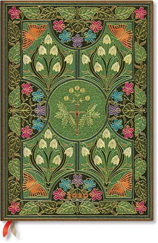 Paperblanks Poetry in Bloom Grande | Week-at-a-Time 2020 Diary VER (NEW).