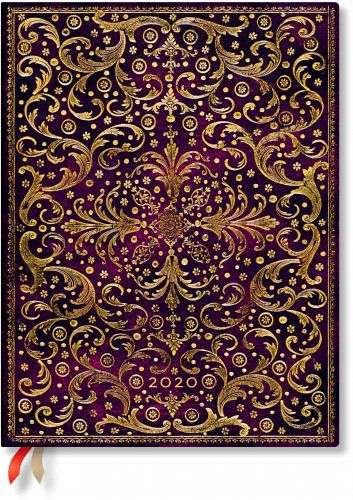 Paperblanks Aurelia Ultra   Day-at-a-Time 2020 Diary (NEW) (PRE-ORDER)