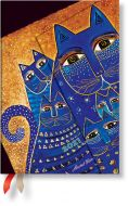 Paperblanks Mediterranean Cats Mini | Week-at-a-Time 2021 Diary HOR (PRE-ORDER)