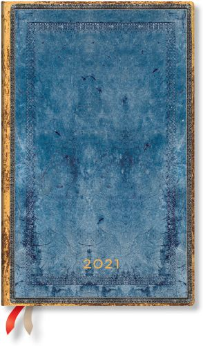Paperblanks Riviera Bold Flexi Maxi | Week-at-a-Time 2021 Diary HOR (NEW) (PRE-ORDER)