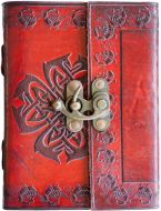 Celtic Horse Small Clasp Journal