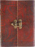 Fleury Cross Single Clasp Journal