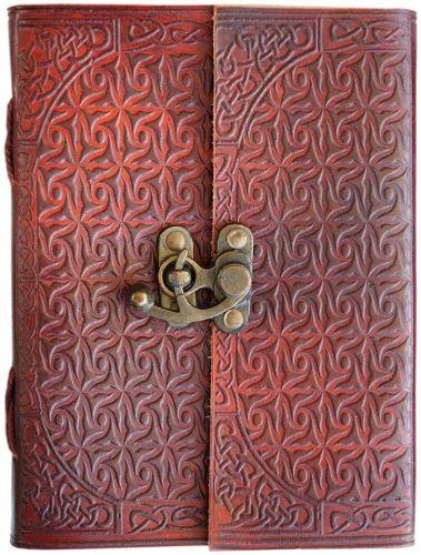 Celtic Horse #2 Single Clasp Journal