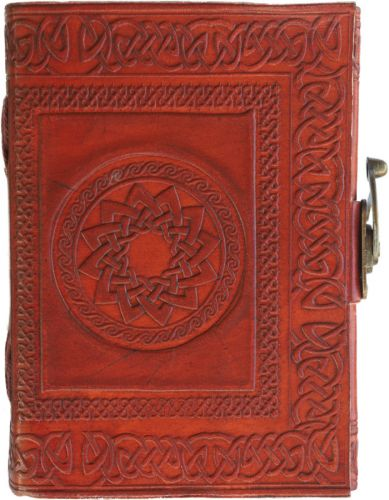 Sun Knot Side Clasp Journal