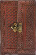 Chain Circle Knot Single Clasp Journal