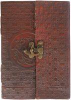 Celtic Horse Single Clasp Journal