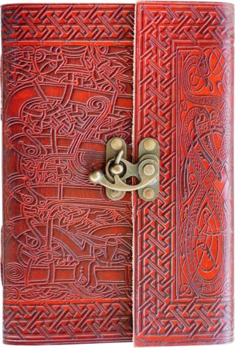 RM Sun and 4 Moons Single Clasp Journal