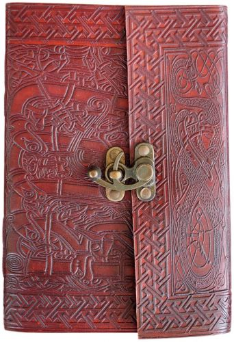 RM Triskele Knot Single Clasp Journal