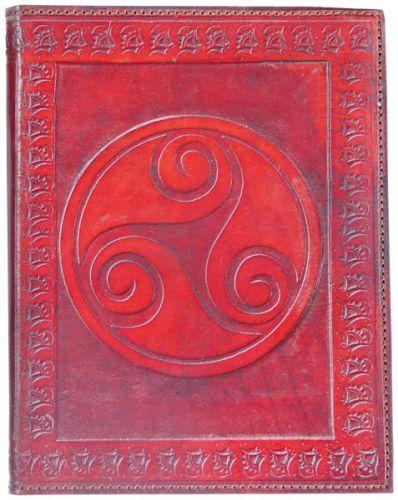 Triskelion Medium Notebook
