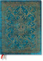Paperblanks Azure Flexi Ultra | Week-at-a-Time 2021 Diary VER (NEW) (PRE-ORDER)