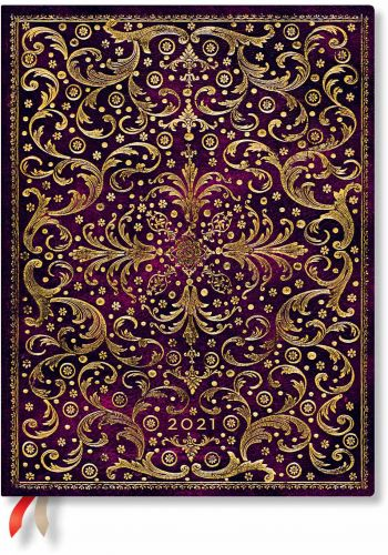 Paperblanks Aurelia Flexi Ultra | Day-at-a-Time 2021 Diary (OOS)
