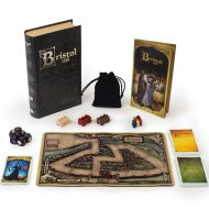 Bristol 1350: A Medieval Game of Plague, Racing & Deceit (DELUXE EDITION)