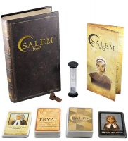 Salem 1692 2nd Edition Card Game (NEW)