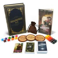 Deadwood 1876 - Card Game (NEW)
