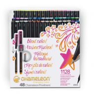 Chameleon Fineliners 48 pack Brilliant Colours (NEW)